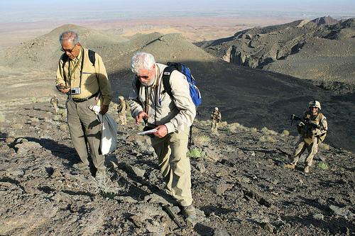 منابع معدنی افغانستان