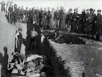 Us mass grave at wounded knee 55 jpg mtime 1365499467