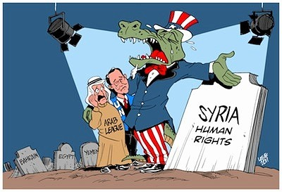 Stop US/NATO intervention in Syria