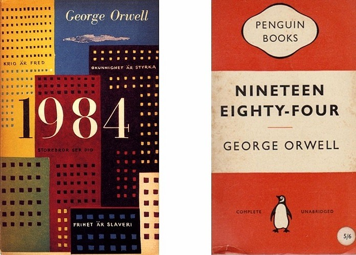 Original Penguin Book Covers : Was an instruction manual another world is possible